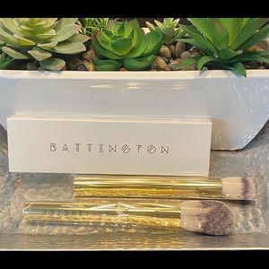 Battington Brush set Retails $90